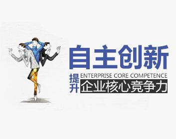 自主创新,提升企业核心竞争力