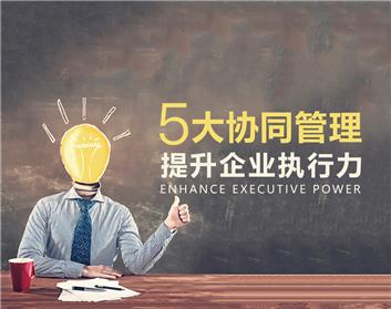 5大协同管理提升企业执行力