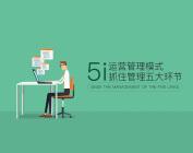 5i運營管理模式—抓住管理五大環節(2集)