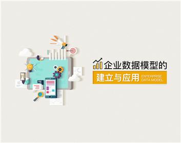 企业数据模型的建立与应用(6集)