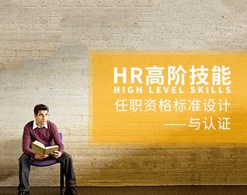 HR高階技能:任職資格標準設計與認證(4集)