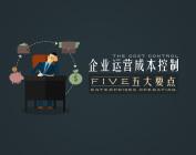 企業運營成本控制五大要點(3集)