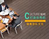 如何打造優秀的銷售團隊文化(4集)