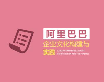 阿里巴巴企業文化構建與實踐(5集)