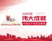 光輝歷程,偉大成就-中國共產黨黨史解讀(3集)