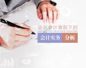 企業會計準則下的會計實務(4集)
