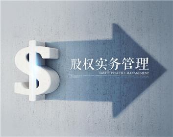股权实务管理(2集)