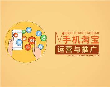 手机淘宝运营与推广(4集)