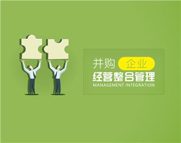 并购企业经营整合管理(4集)