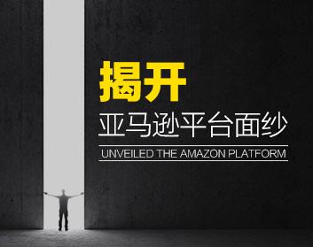 揭开亚马逊平台面纱(2集)