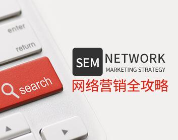 SEM网络营销全攻略(22集)