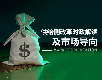 供给侧改革时政解读及市场导向(5集)