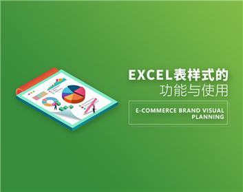 Excel表样式的功能与使用(3集)