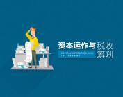 資本運作與稅收籌劃(9集)
