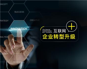 互联网+企业转型升级创新(2集)