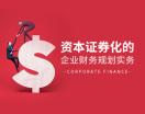 資本證券化的企業財務規劃實務(2集)