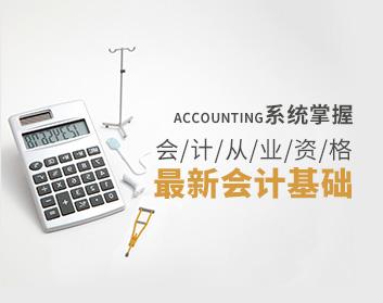 系統掌握會計從業資格——最新會計基礎(25集)