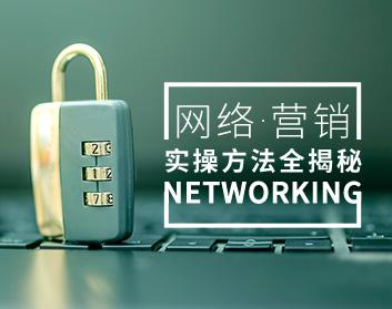 網絡營銷實操方法全揭秘(19集)