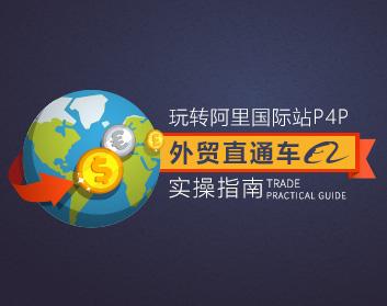 玩转阿里国际站P4P-外贸直通车实操指南(9集)