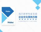 海爾研學專家支招企業文化落地方略(3集)