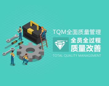 TQM全面质量管理-全员全过程质量改善(4集)