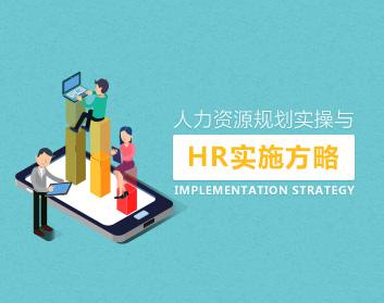 人力資源規劃實操與實施方略(13集)
