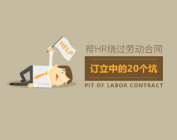 帮HR绕过劳动合同订立中的20个坑(3集)