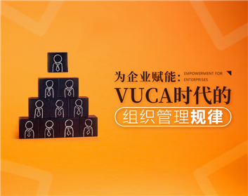 为企业赋能:VUCA时代的组织管理规律(2集)