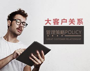 大客户关系管理策略(4集)