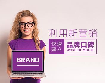 利用新营销快速建立品牌口碑(3集)
