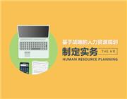 基于战略的人力资源规划制定实务(11集)