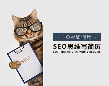 如何用SEO思维写简历(5集)