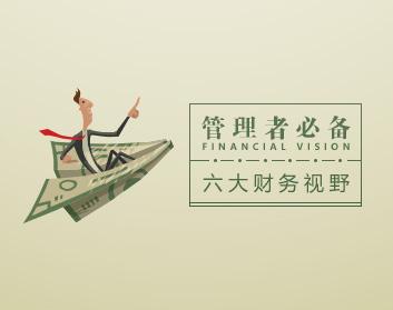 管理者必备六大财务视野(4集)