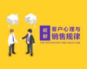 破解客戶心理與銷售規律(4集)