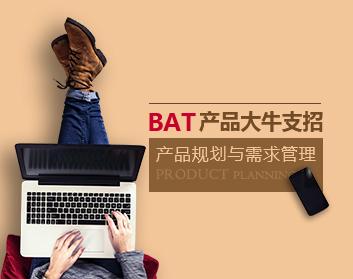 BAT产品大牛支招产品规划与需求管理(16集)