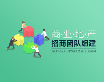 商业地产招商团队组建(4集)