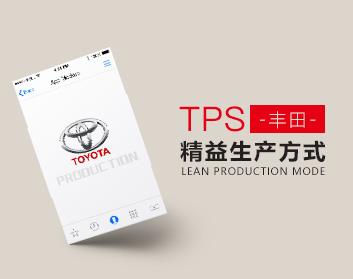 TPS 丰田精益生产方式(3集)