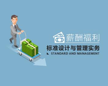 薪酬福利标准设计与管理实务(4集)
