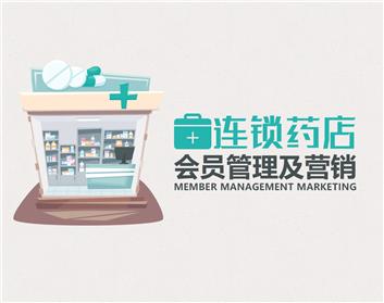连锁药店会员管理及营销(5集)