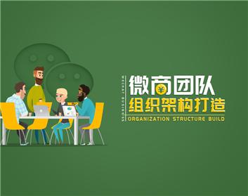 微商团队组织架构打造