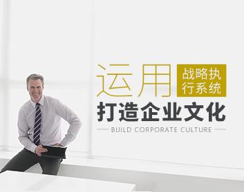 运用战略执行系统打造企业文化(2集)