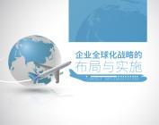 企業全球化戰略的布局與實施(6集)
