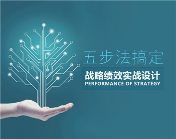 五步法搞定战略绩效实战设计(4集)