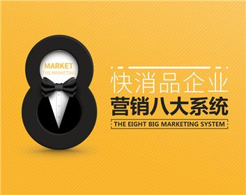 快消品企业营销八大系统(4集)