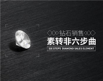 钻石销售素转非六步曲(3集)