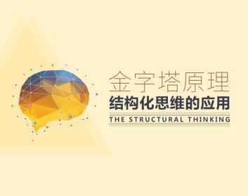 金字塔原理-結構化思維的應用(4集)