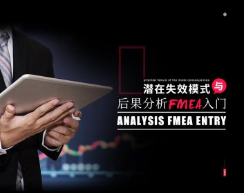 潜在失效模式与后果分析FMEA入门(2集)
