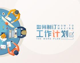如何制訂工作計劃(2集)