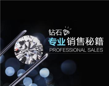 钻石专业销售秘籍(3集)