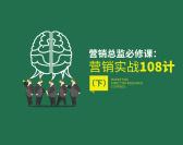 营销总监必修课:营销实战108计-下(13集)